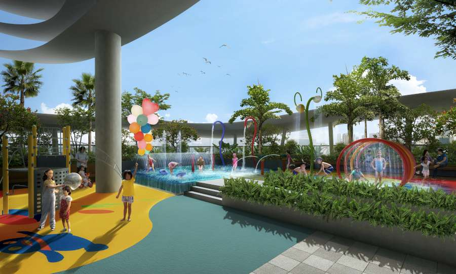 KR Childrens Pool and Playground-P20